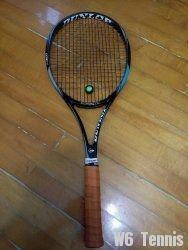 link to Dunlop Biomimetic M200 Racquet - grip 3
