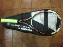link to For sell: Babolat pure drive (ROLAND GARROS 法網版)