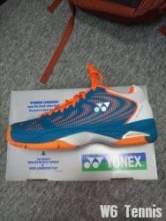 link to Yonex Power Cushion Fusion Rev Blue/Orange