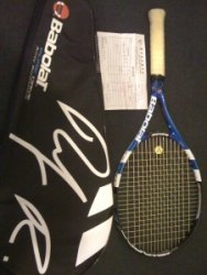 link to 95% Babolat Pure Drive Roddick GT Racquet in Grip 3