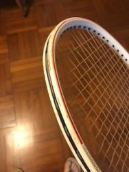 link to Keissl. Racket made in  Austria