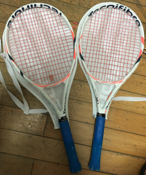 link to Two Technifibre  T-Rebound DS 275 Grip  2