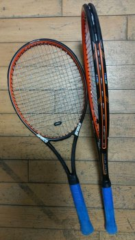 link to Two Prince Textreme Tour 100 L Rackets