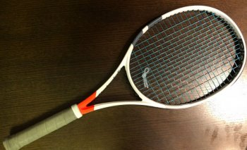 link to Babolat Pure Strike Project 7 16x19 Grip 3
