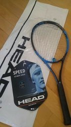 link to Head speed mp graphene touch Special Blue edition grip 2