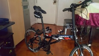 link to small bike venzo fv 29 $1200