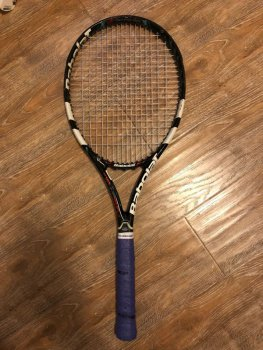 link to Babolat Pure Drive Roddick+ (80% New)