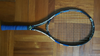 link to Babolat Pure Drive 107 - 2015 - 90% new