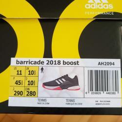 link to FS: Barricade 2018 Boost
