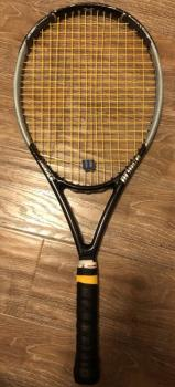 link to Prince light weight racket ($98)