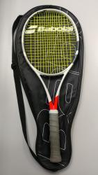link to Babolat Pure Strike 16x19 305g grip 3