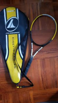 link to ProKennex Kinetic Pro 5G Classic tennis racquet 網球拍