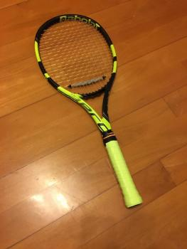 link to For Sale or Exchange: Babolat Pure Aero VS Grip 2