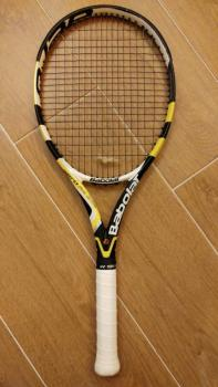 link to Babolat Aeropro Drive GT grip 3 90%