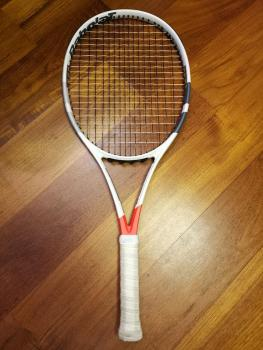 """link to Babolat Pure Strike Junior 26"""" Grip 0"""