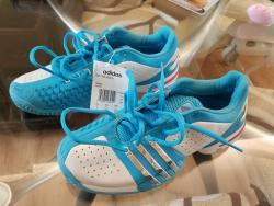 link to FS: Brand new women Adidas Barricade 5 and 6