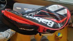 link to Babolat pure control 9 racket bag