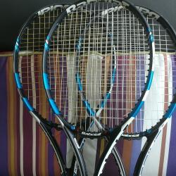 link to For sale Babolat Pure Drive and Tour