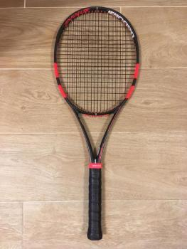 link to FS Babolat Pure Strike 16x19 racket
