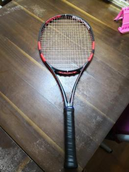 link to Babolat Pure Strike 18 x 20 95% New