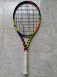 link to Babolat pure aero ( Roland Garros Version ) 3 grip