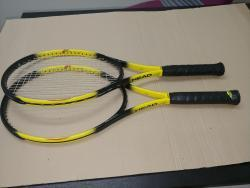 link to FS : 2 x Head Agassi Radical OS Limited Edition Grip 3