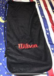link to Wilson racket draw bag