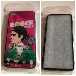 link to Roger Federer iPhone Case 6/7/8 Plus