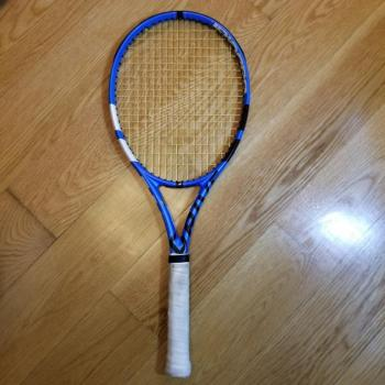 link to Pure Drive 2018 grip 3 300g