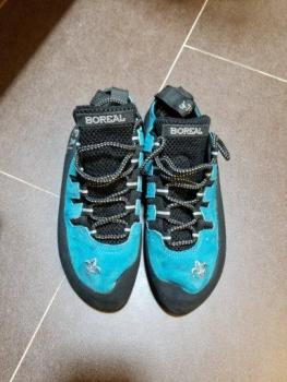 link to Boreal Joker climbing shoes