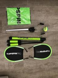 link to Topspin pro practice kit