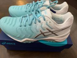 link to 100% New ASICS Gel Resolution 7 for Ladies
