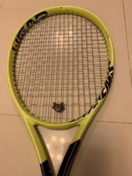 link to Head Graphene 360 Extreme S Racket; grip 2