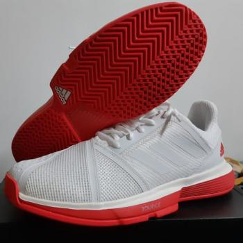 link to 100% New Adidas Men's Courtjam Tennis Shoes