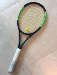 link to For sale : Wilson Blade 98 CV 16 x 19 Grip 2 Good Condition
