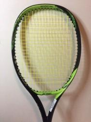 link to Sell 99% new Yonex lime Ezone 100 grip2 285g