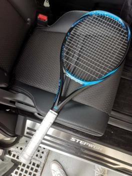 link to Yonex ezone 98 305g Blue G3 Like New