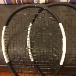 link to For sell Prostaff 97 315g Black/ White