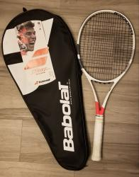 link to Babolat Pure Strike 18x20 (85% New)