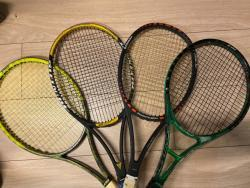 link to 舊拍 Prince , Dunlop , Donnay