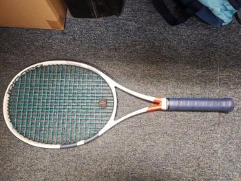 link to Babolat Pure Strike 98 16x19 (project one 7), #1 4-1/8