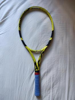 link to FS: Babolat Pure Aero 2019 - Grip 2 - Unstrung