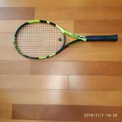 link to Babolat pure aero (2017), grip 2, $600
