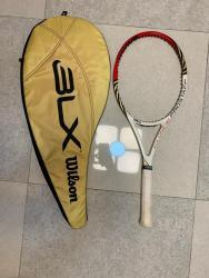 link to Wilson BLX Pro Staff Six.One 90 Racquet