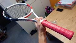 link to babolat pure strike 100 3rd gen (Grip 3)
