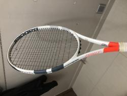 link to Babolat Pure Strike 18x20 305g grip 2