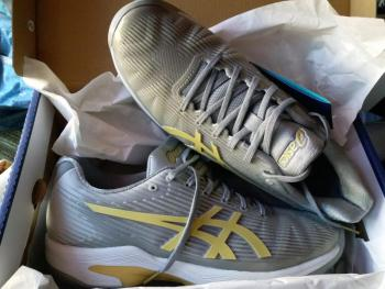 link to 100% NEW - Asics Solution Speed FF (Men Shoes)