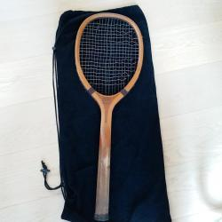 link to A rare collectible antique racket over 100 years old