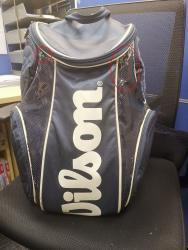 link to Used Wilson Backpack (some surface material fall off)