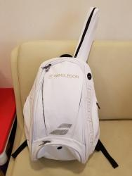 link to Babolat Pure Wimbledon Backpack (White-gold)